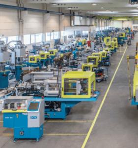 BOY Machine Factory